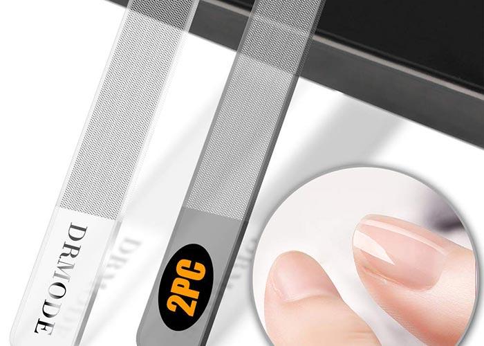 Beste Nagelpuffer: Dr. Mode Glass Nail Shiner