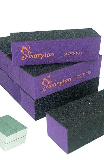Beste Nagelpuffer: Maryton Sanding Block Polisher