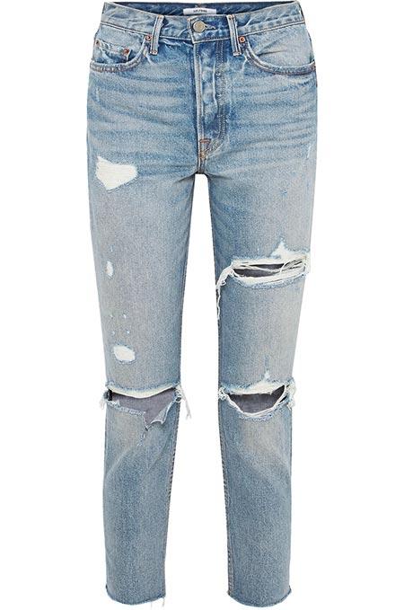 Beste Vintage Jeans jetzt kaufen: GRLFRND Vintage Jeans