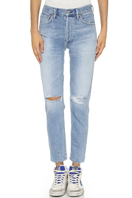 Beste Vintage Jeans jetzt kaufen: Citizens of Humanity Liya Hochhaus Jeans