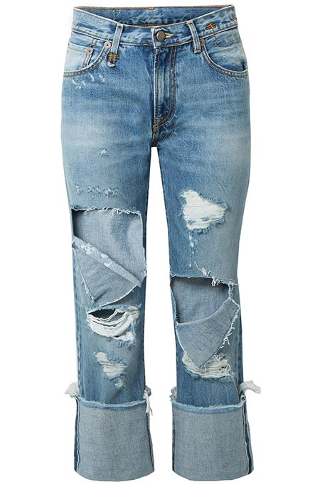Beste Vintage Jeans jetzt kaufen: R13 Vintage Jeans