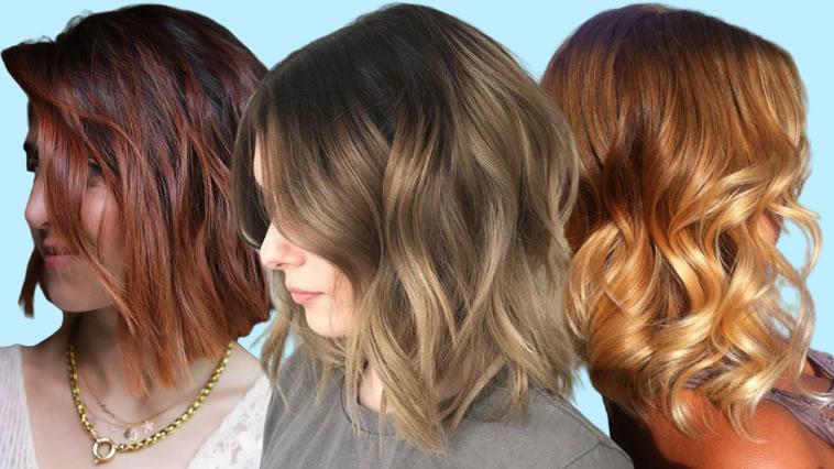 2020 Braune Ombre-Haarfarben für die neuesten Färbetechniken – HAIRSTYLES