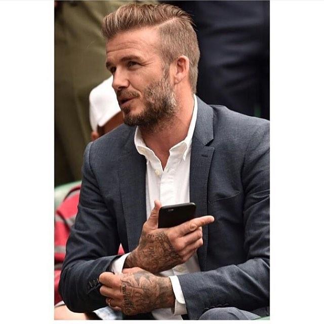 30 edle Frisuren für Männer mit dünnem Haar