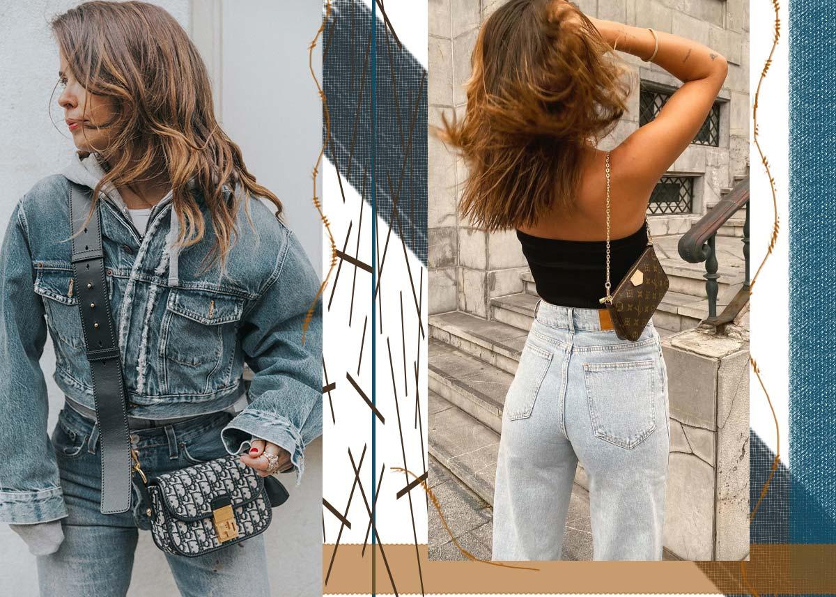Beste Vintage Jeans für Frauen