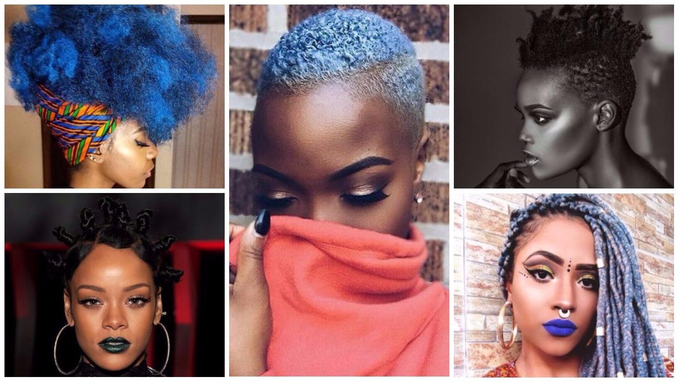schwarze Mädchen Frisuren