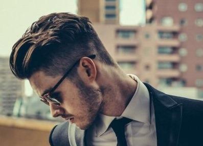 Der klassische Undercut - Frisur auf den Punkt