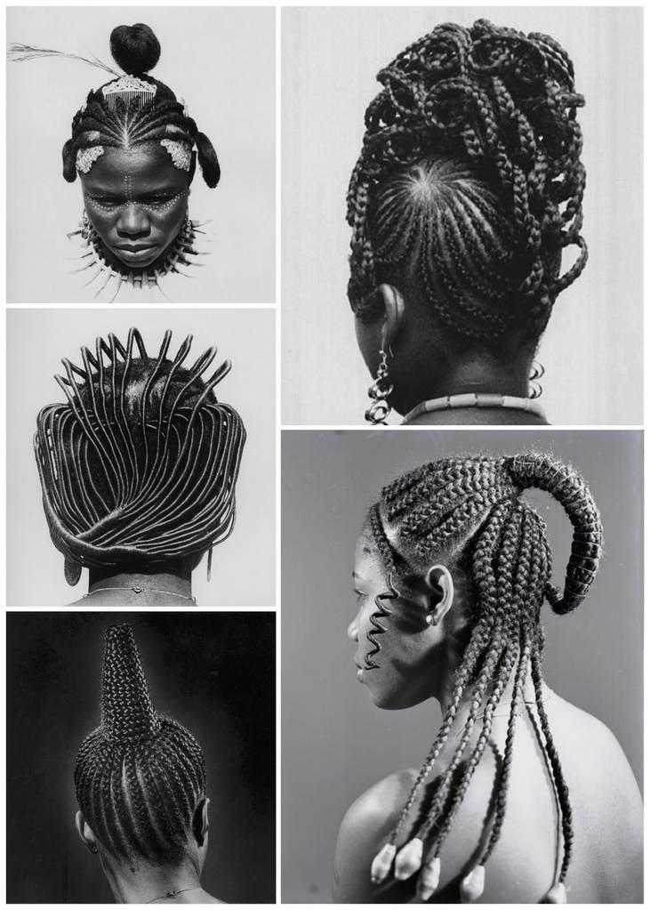 Geflecht Geschichte aus Schwarzafrika