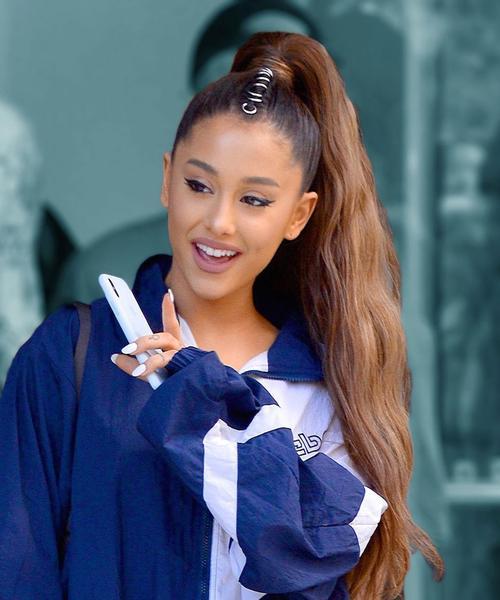 Ariana Grande Pferdeschwanz