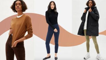 Everlane Sale: Holen Sie sich diese meistverkauften Styles, bevor sie