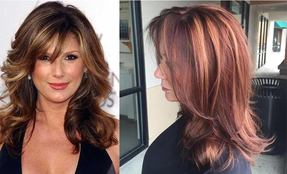 Frisuren für Frauen über 50