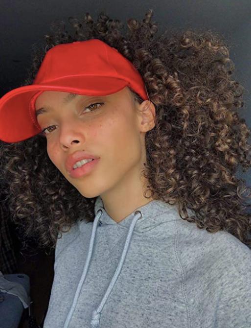 CurlCap Natural Hair Backless Cap 5 Lockenfreundliche Kappen, die Ihnen keinen Hutkopf geben