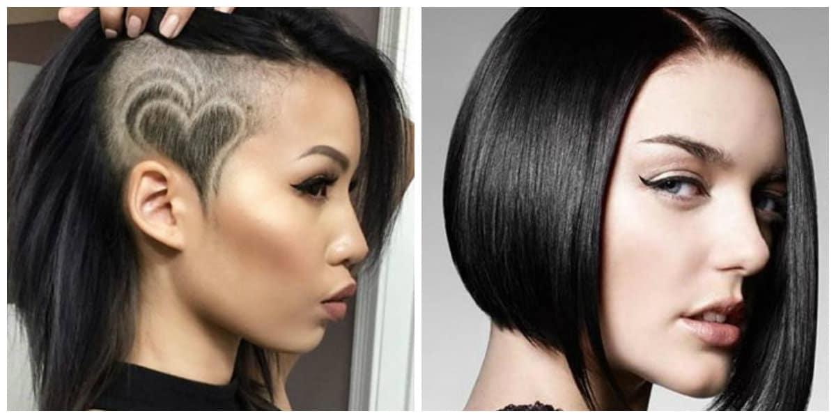 Mittlere Frisuren für Frauen 2021: Stilvolle Optionen (47 Foto +