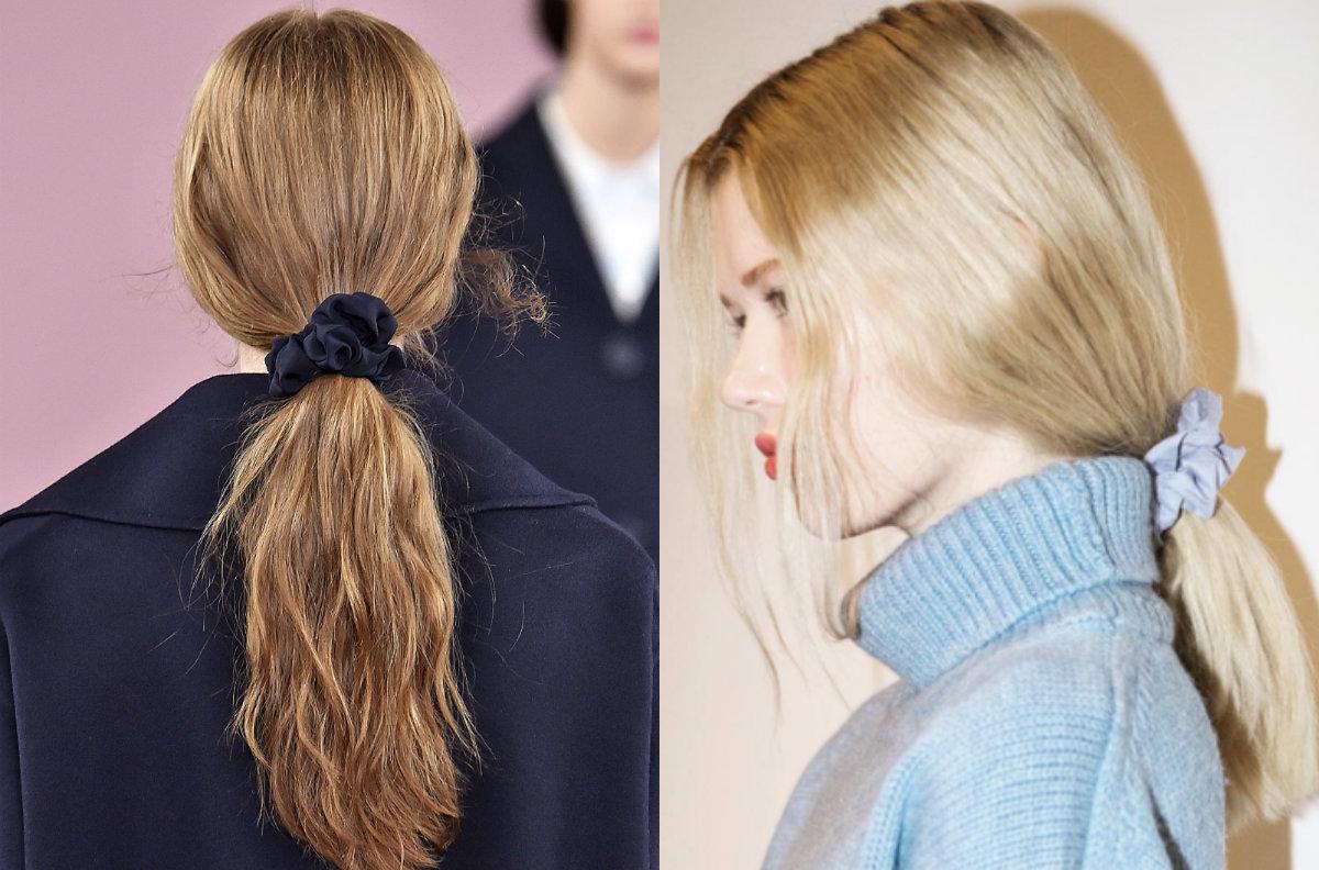 Mansur Gavriel SS18 Haartrends