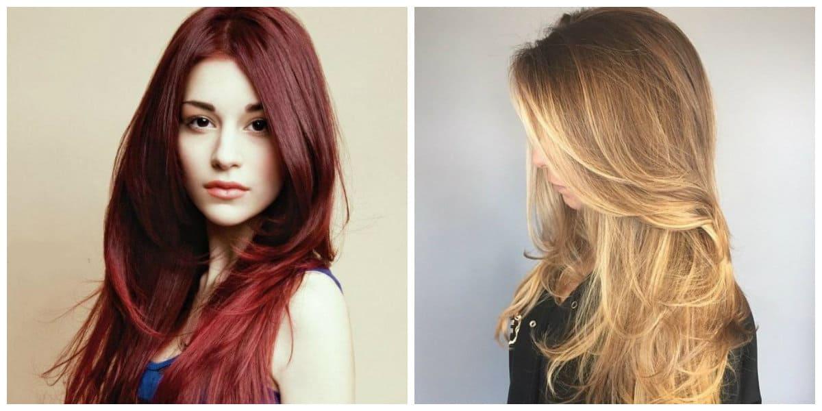 Top Trendy Long Haircuts (75 Fotos + Videos)
