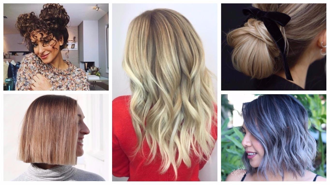 Unglaubliche Haarschnitt- und Frisurideen von Instagram-Friseuren