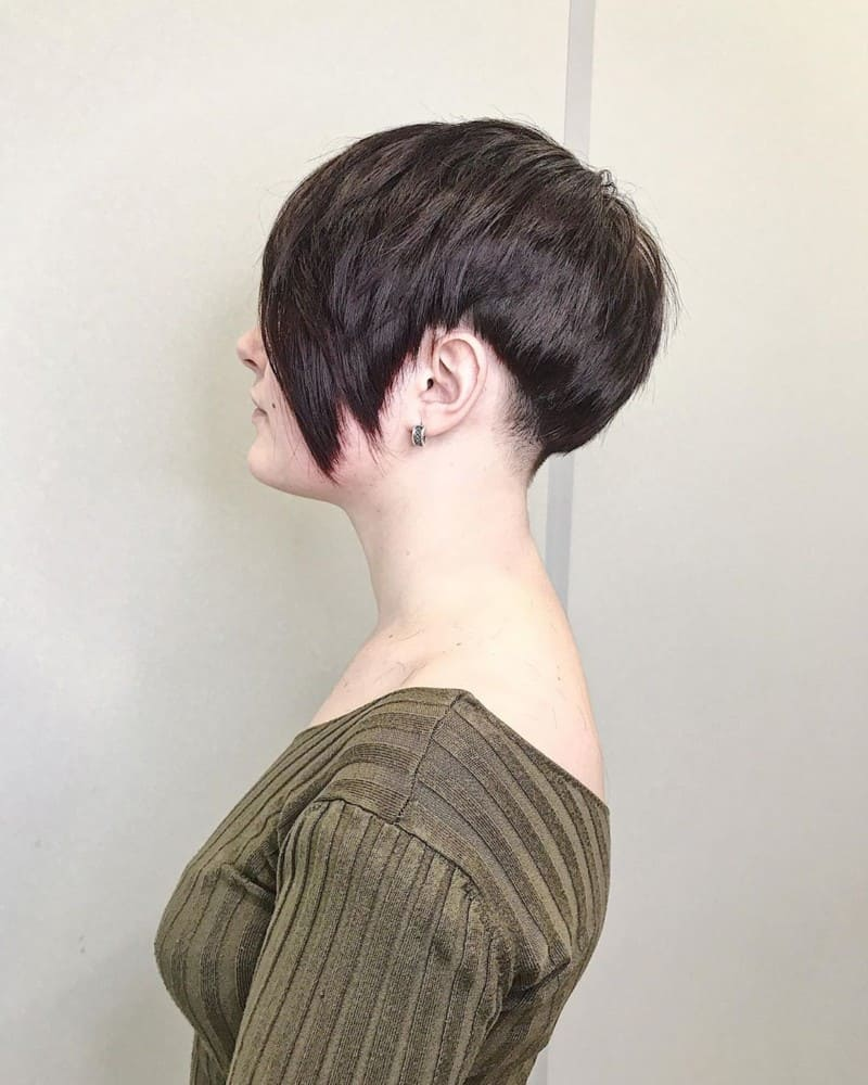 Geschichtete Haarschnitte 2021
