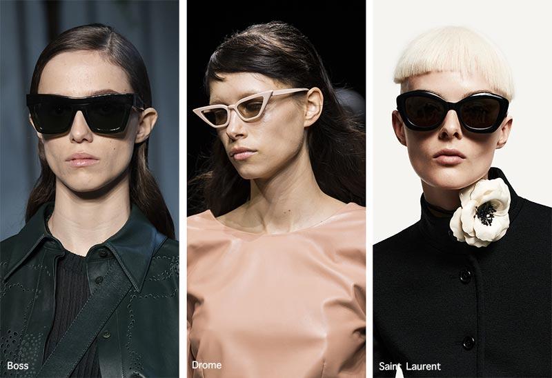 Sonnenbrillentrends Frühjahr / Sommer 2021: Cat-Eye-Sonnenbrillen
