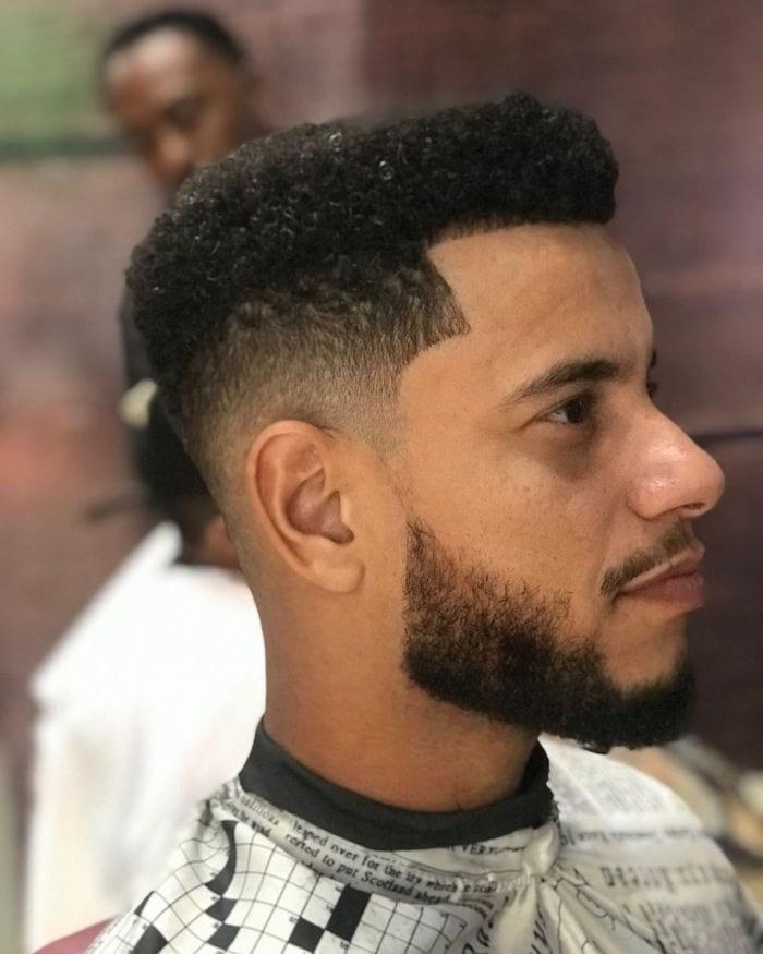 So stylen Sie den Taper-Haarschnitt