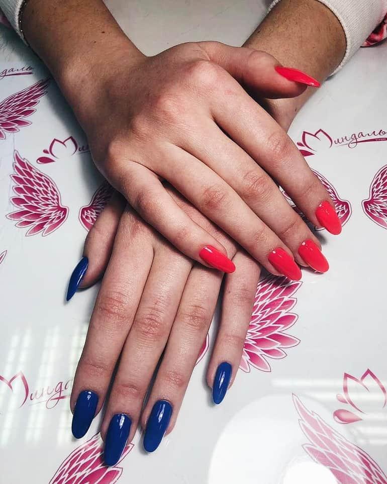 Top 11 Extravagant and Creative Nail Polish 2021 Ideas (65 Photos)