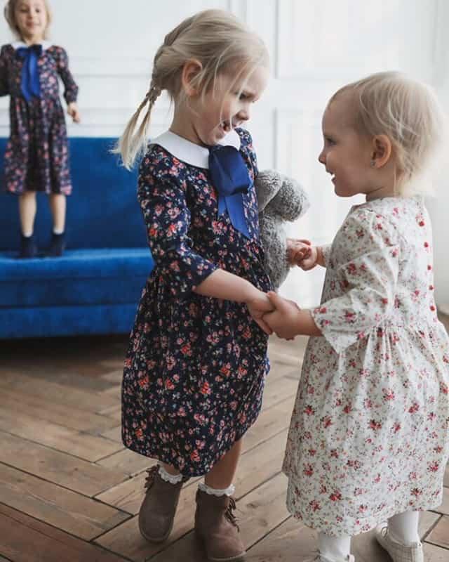 Kleider für Mädchen 2021: Wunderschöne Trends und Ideen für Mädchen Kleidung 2021