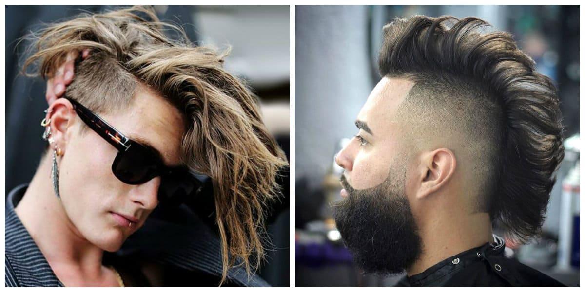 Männer lange Frisuren 2021