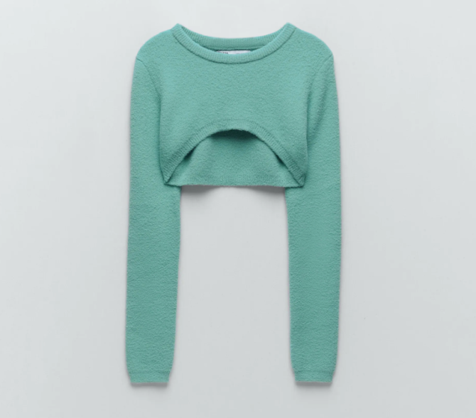 STYLECASTER | Zara Winter Sale