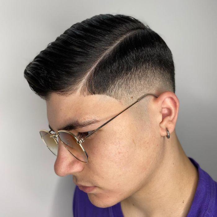 Soft Part Haarschnitt