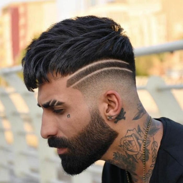 33 frische Haarschnitt-Ideen für harte Teile für 2021