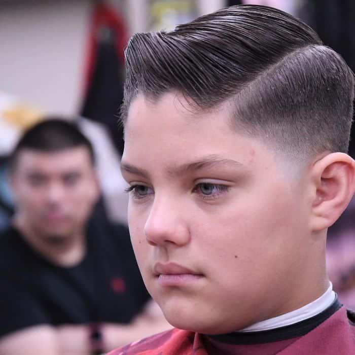Ivy League Haircut gegen Crew Cut