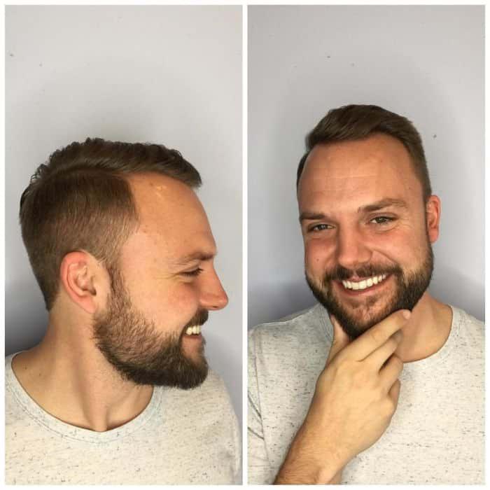 Wie man Ivy League Haarschnitt schneidet