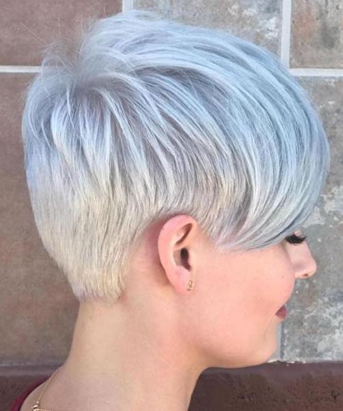 2021 Süße kurze Frisuren