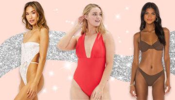 Badebekleidungstrends 2021: Kaufen Sie jetzt die besten Bikinis und Einteiler