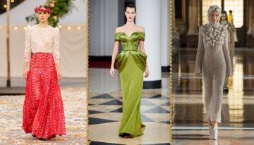 Pariser Modewoche SS21 Couture: Die besten Looks von Chanel &