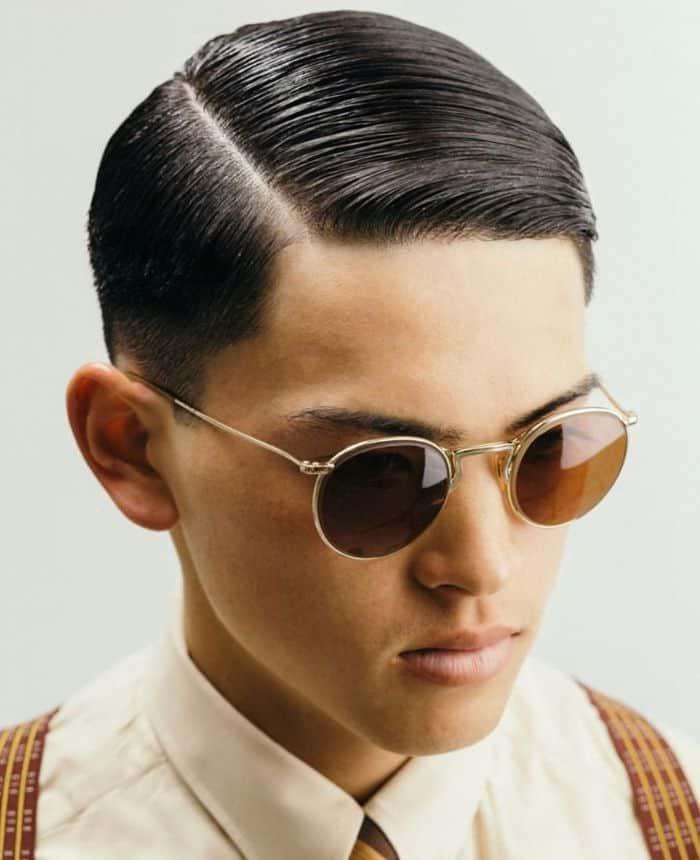 Ivy League Haarschnitt