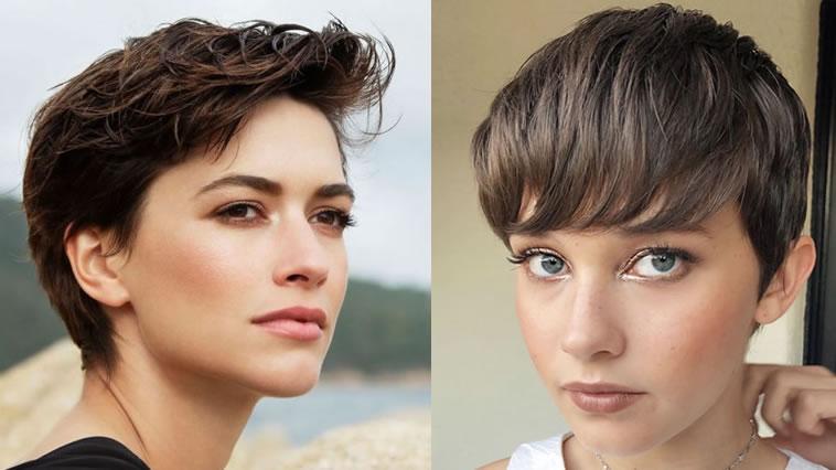 Ideen für kurze Haare für Frauen in den Jahren 2021-2022