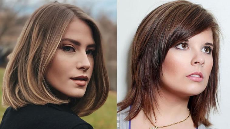 Schulterlange Frisuren für Frauen in den Jahren 2021-2022