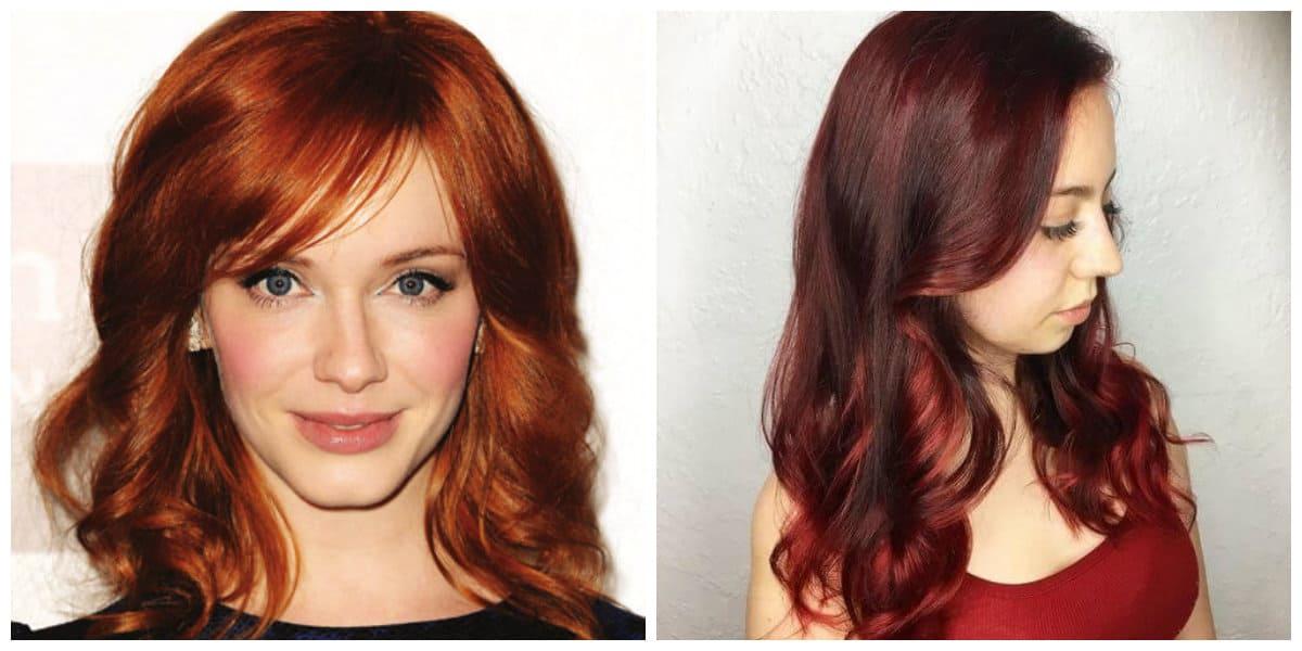 Top Stylish Red Hair Trends 2021 und Modetipps (40 Foto