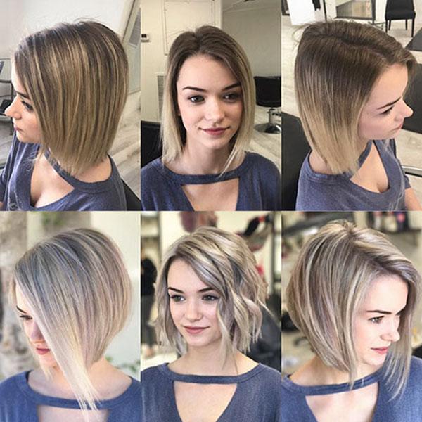 Über 30 schlanke A-Line Bob-Frisuren, die Sie ausprobieren möchten