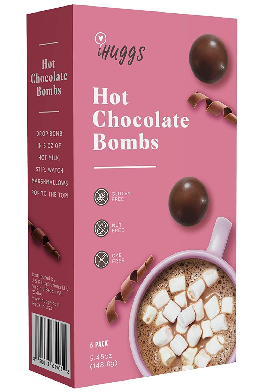STYLECASTER | Heiße Schokoladenbomben