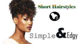 30 einfache Frisuren für kurzes Haar, die 2021 den Kopf verdrehen