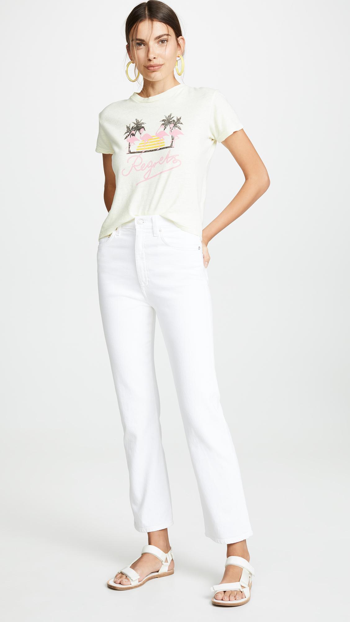 Pinch-Waist Jeans sind einer der schmeichelhaftesten Denim-Styles im Angebot | STYLECASTER