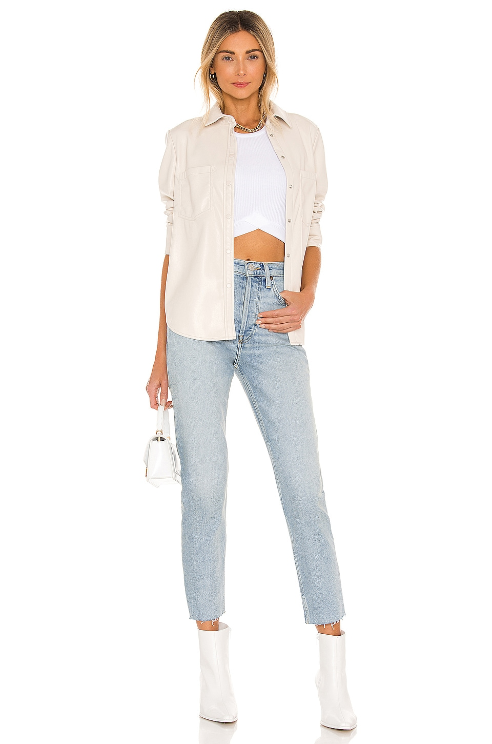 STYLECASTER | Prise Taille Jeans