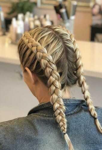 Best Dutch Braid Inspired Frisuren
