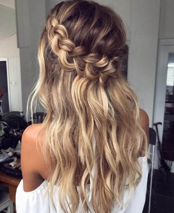 Geflochtene Kronen - Trendy Womens Haircuts 2020