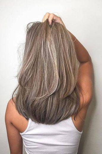 Karamell-Balayage-Blond