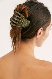 Haarkralle lang