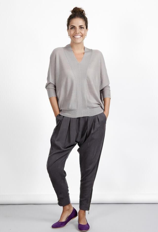 Loose Baggy Pants - Neueste indische Modetrends 2020