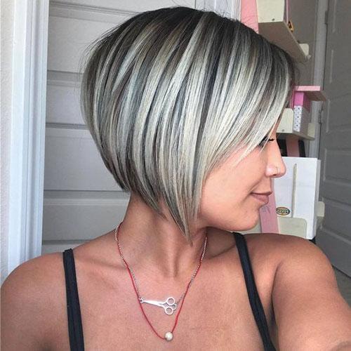 Kurze Bob-Frisuren - Kurze Frisuren 2021 weiblich