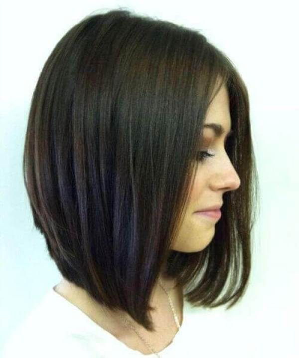 29. Angular Bobs-Short Haircuts for Women 2020