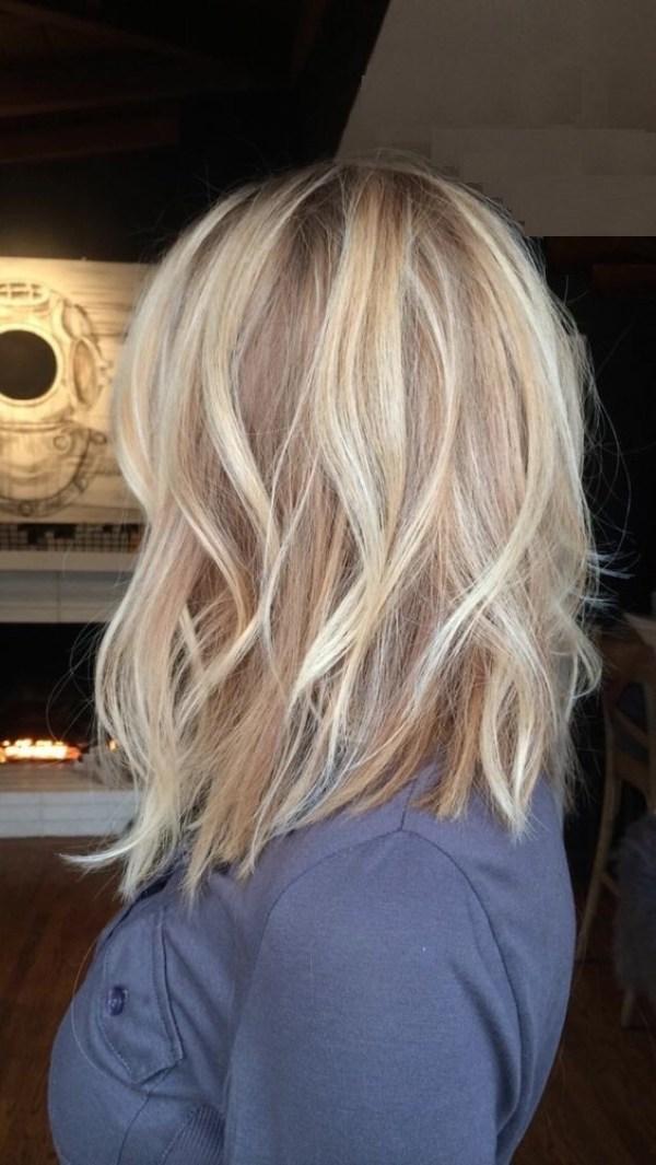 Twisted layered long bob haircuts 2021 female